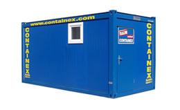 16 футовый санитарный контейнер